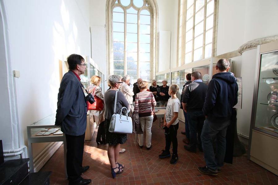 L'histoire de la faïencerie au musée