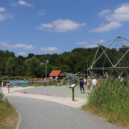 Les activités habituelles du Parc étaient aussi proposées aux visteurs.