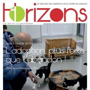 Couvertuire Horizons n°56
