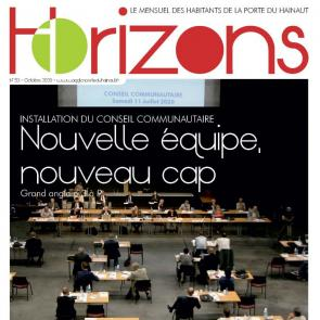 Couverture Horizons n°53